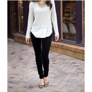 NEW • Joe's Jeans • Chelsea Slim Fit Black Jeans